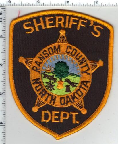 Ransom County Sheriff