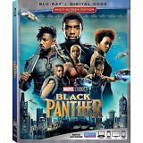 Black Panther w/Slipcover (Blu-ray, Digital HD) NEW