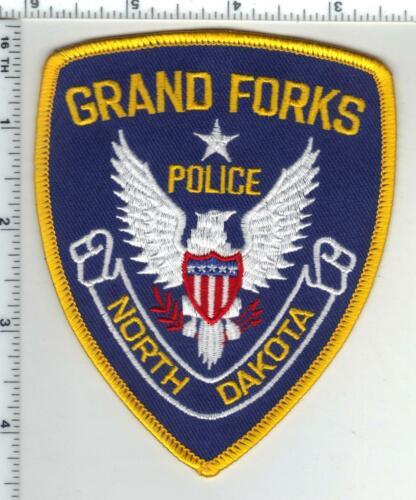 Grand Forks Police (North Dakota) 7th Issue Shoulder Patch