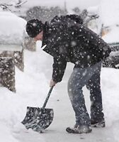 Snow shoveling / Snow removal