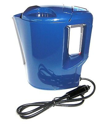 Wasserkocher Camping 1 liter 12V 170 W Reise PKW Auto Wasser Kocher Kaffee Tee