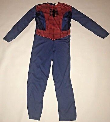 Superman Boys Halloween Costume Size S 4-6X Jumpsuit Jakks Pacific Pretend Play (Boy Superman Costume)
