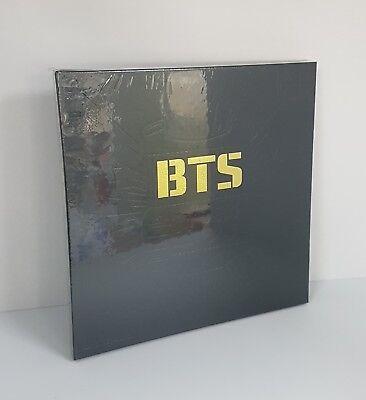K-POP BTS 1st Single Album [2 Cool 4 Skool] CD + Photo Booklet Sealed
