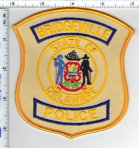 Bridgeville Police (Delaware) 5th Issue Shoulder Patch