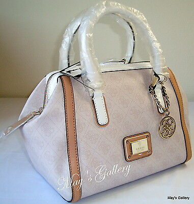 Guess Jeans  Wristlet Hand Bag  Box  Handbag Purse Wallet Satchel Tote NWT
