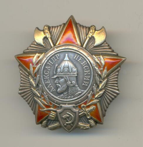 Soviet Russian USSR Order of Nevsky High Quality Replica