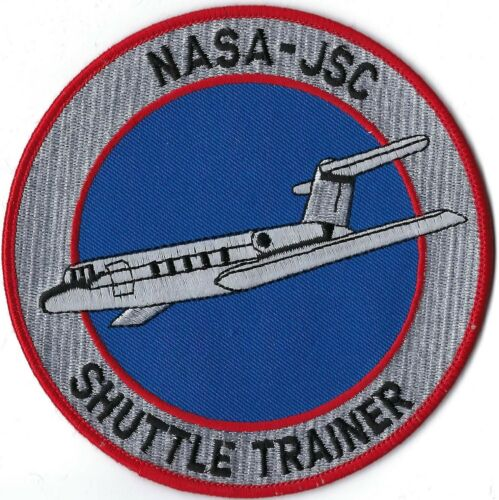 NASA-JSC SHUTTLE TRAINER PATCH