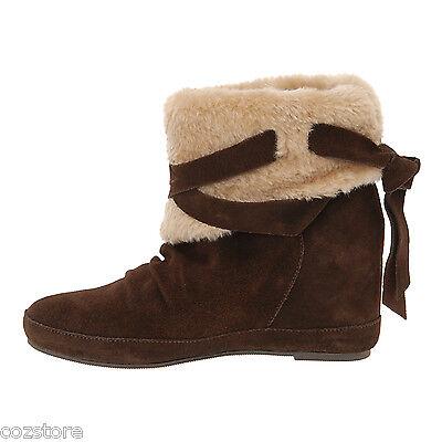Aldo Liebrecht High Wedge Heel Winter Snow Cold Weather Boots Womens Size 40 10