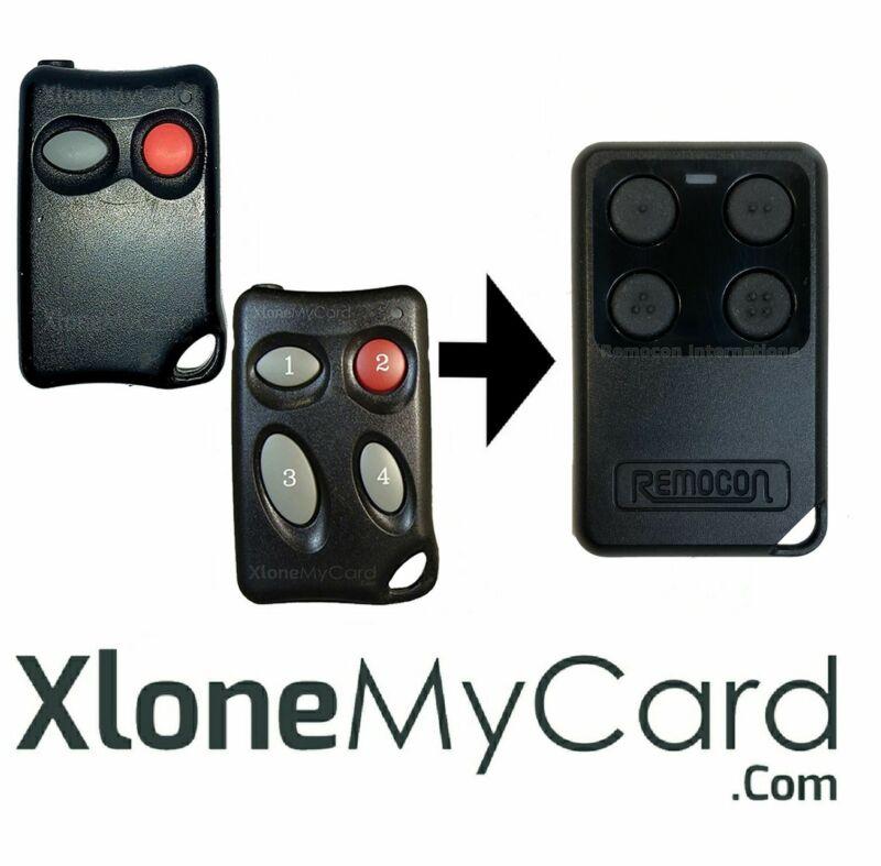 Copy / Clone KeyScan Elvutoa TX PRX 2 / 4 Chanel Garage Remote
