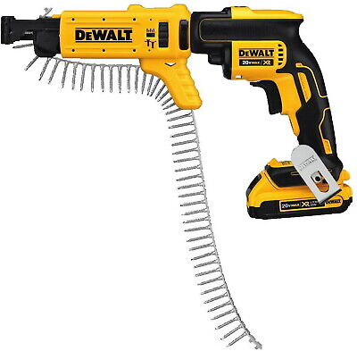 Dewalt Drywall Screw Gun Attachment Auto-feed Magazine System Tool Accessory Max