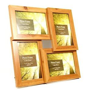 wooden multi picture frames