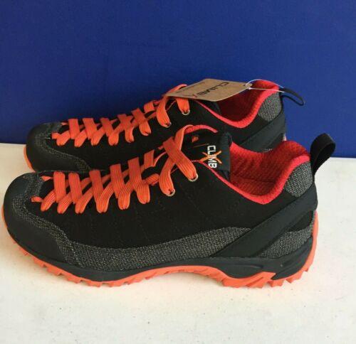 Climb X X-Escape Rock Climbing/Bouldering Shoe 2020 Black Red Size 10.5
