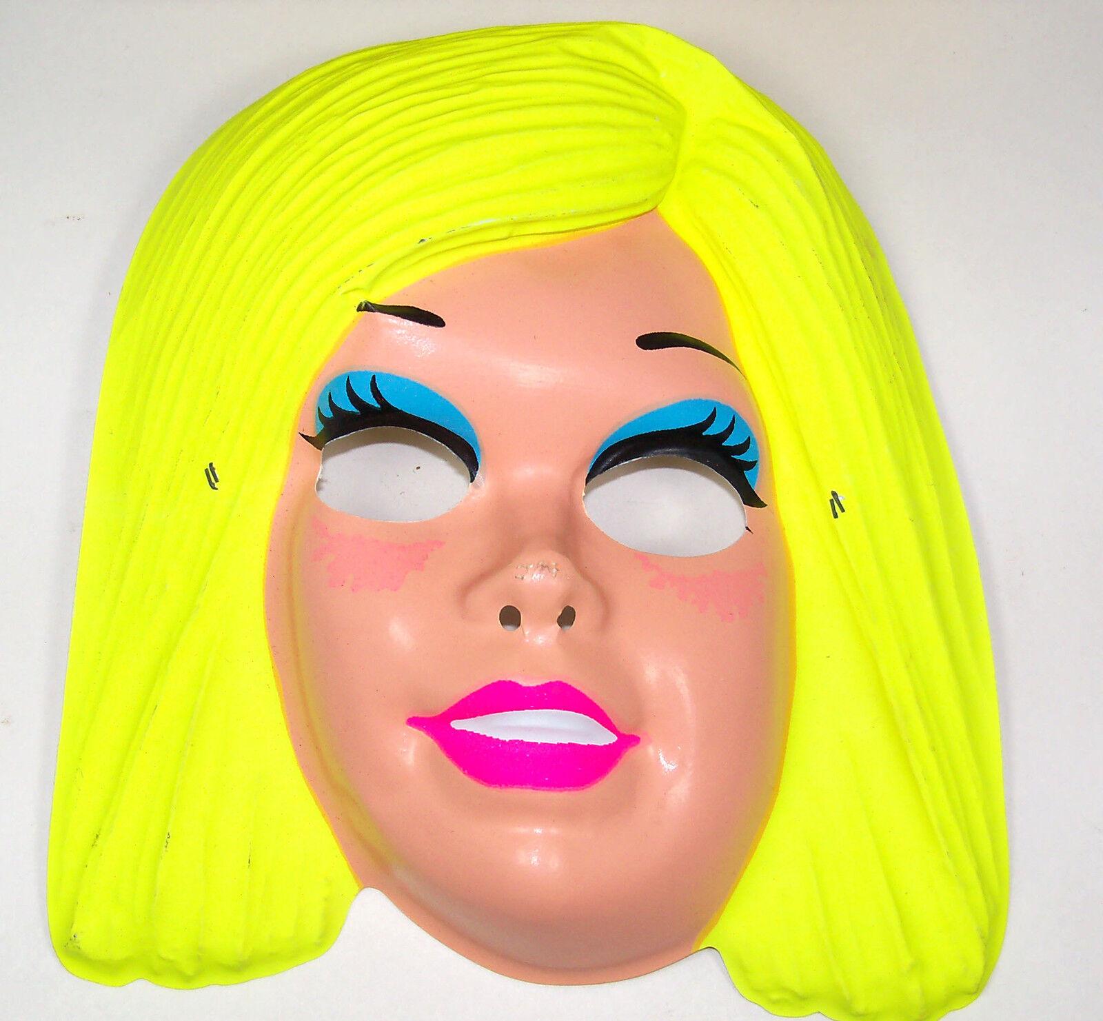 Vintage 1970's Collegeville Mattel BARBIE Halloween Mask in the ...