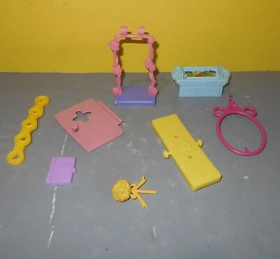 Hasbro LPS Littlest Pet Shop Bird Perch Swing Replacements Parts