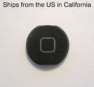 Black Replacement Home Button for Apple iPad Mini & Mini with Retina Display