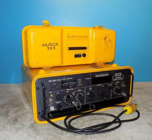 AN/USM-323 Military Signal Generator Hewlett Packard Free Ship