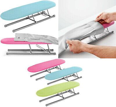 Tabla de Planchar sobremesa de acero,ideal mangas camisa,etc,medidas 50x25x20 cm