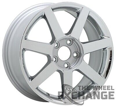 "18"" Cadillac XLR chrome wheel rim Factory OEM NEW GM 4576"
