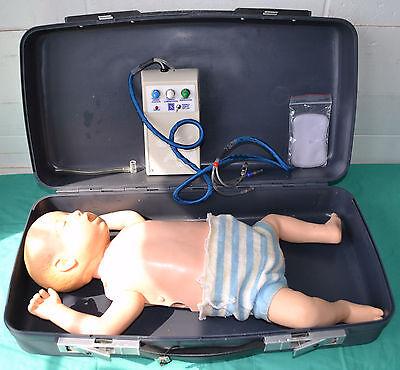 Laerdal Actronics Baby Cpr Training Manikin Case Controller