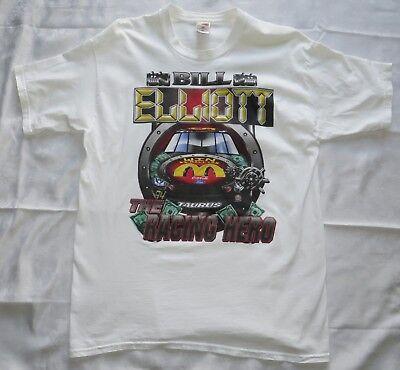 Bill Elliott t-shirt - #94 McDonald's for sale  Orleans