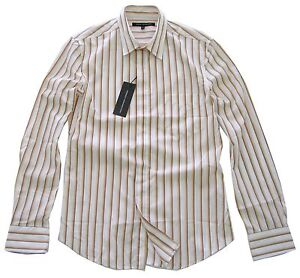 Authentic-French-Connection-FCUK-New-Mens-Stylish-shirts-Slim-Body-Fit-LARGE
