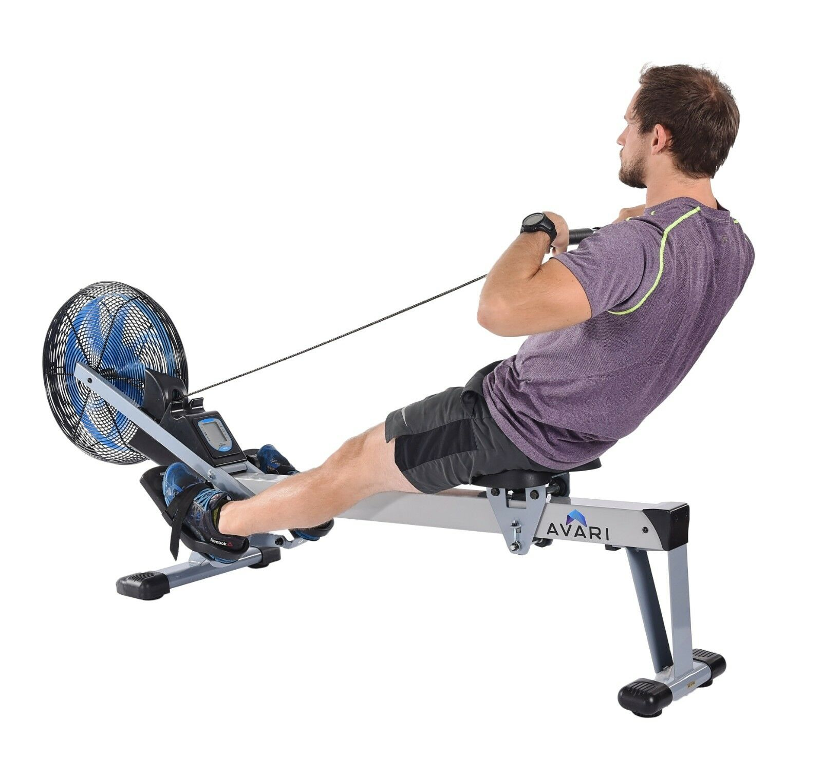 Avari Air Resistance Rowing Machine 695 A350-695