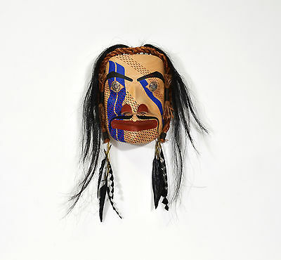 Tsimshian Artist Corey Moraes Raven Transformation Mask Northwest Coast Art