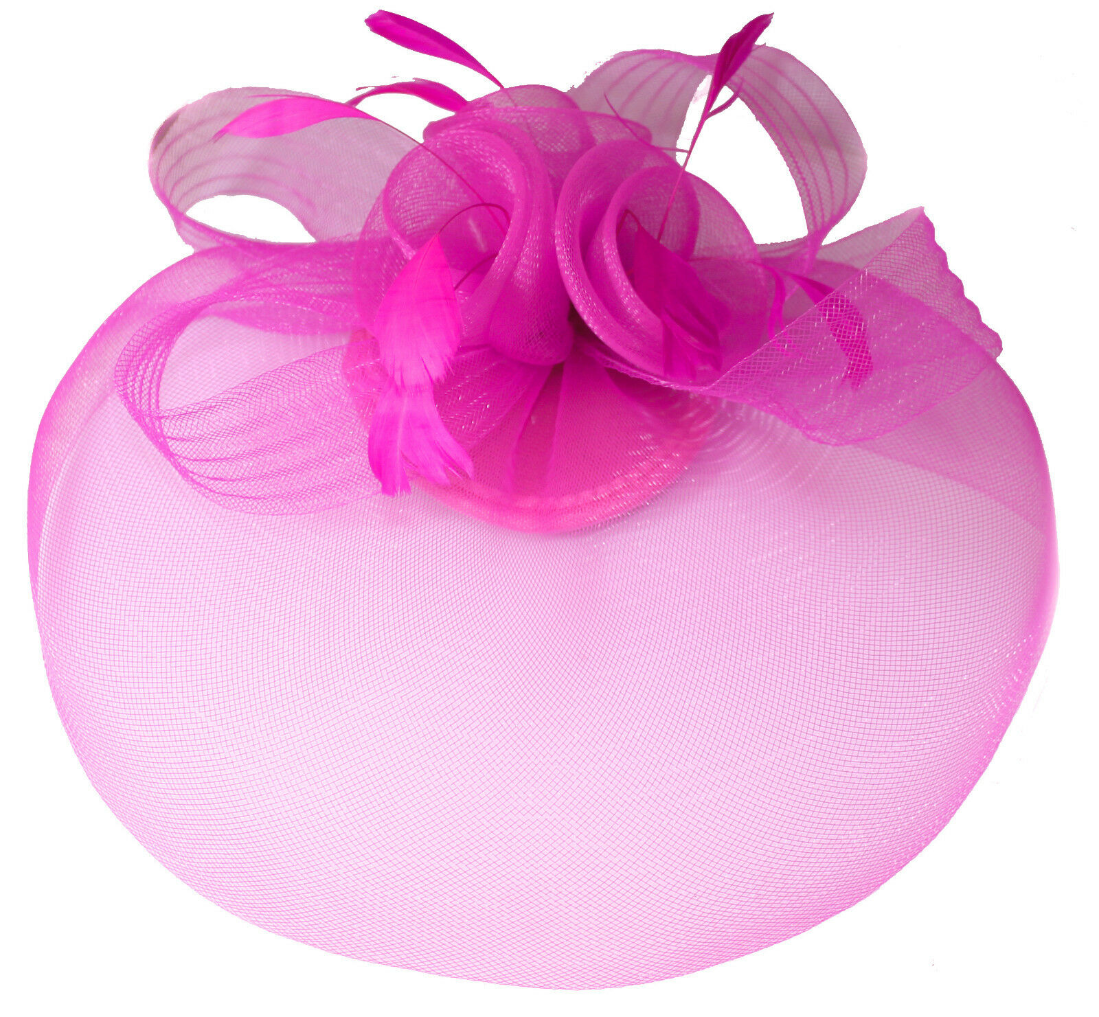 Pink Wedding Hats bbb00c6c33c