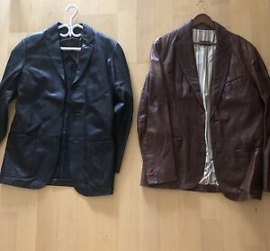 2 Danier leather jackets for $20