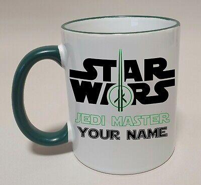 Jedi Master-Personalised-Star Wars Mugs-Syfy