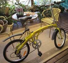 Folding bicycle Mundaring Mundaring Area Preview