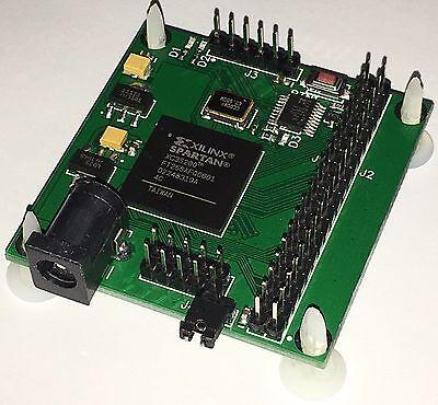 Xilinx Spartan-3 Xc3s200 Fpga Module. Fpga Kit. Development Board Xm2f3