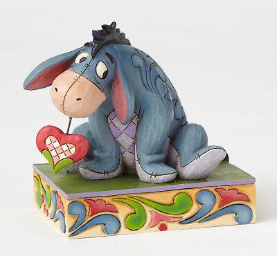 Enesco Jim Shore Disney Traditions Eeyore Personality Pose NIB 4055437