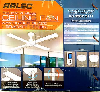 Arlec ceiling fan