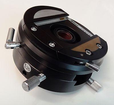 Nikon Microphot Microscope Dic Intermediate Tube