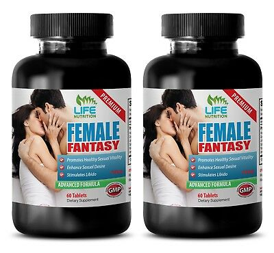 Supplements Increase Testosterone Levels (Female Libido - FEMALE FANTASY 742mg - Increases Energy Level Supplements)