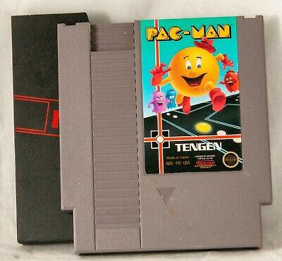 Pac-Man (Nintendo NES) Tengen