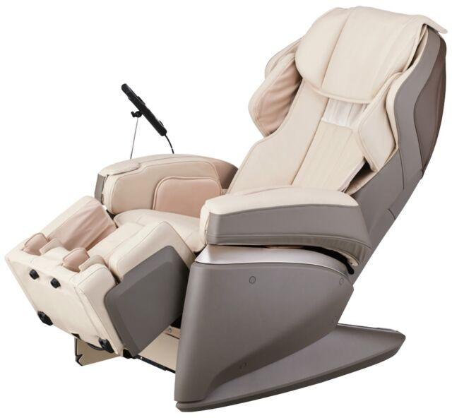 Osaki JP Japan Premium 4S Massage Chair 4D Recliner with Heat Stretch - Cream  sc 1 st  eBay & Osaki JP Japan Premium 4s Massage Chair 4d Recliner With Heat ... islam-shia.org