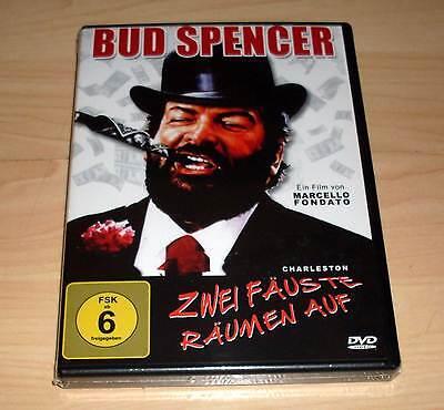 DVD Bud Spencer - Zwei Fäuste räumen auf - Charleston ( 2 ) - Film Neu OVP