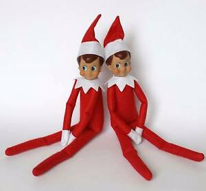 Elf on the Shelf BOY red        SAME DAY POSTAGE Neutral Bay North Sydney Area Preview