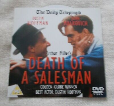 DVD - Arthur Miller's Death of a Salesman - Newspaper Promo Disc - R2