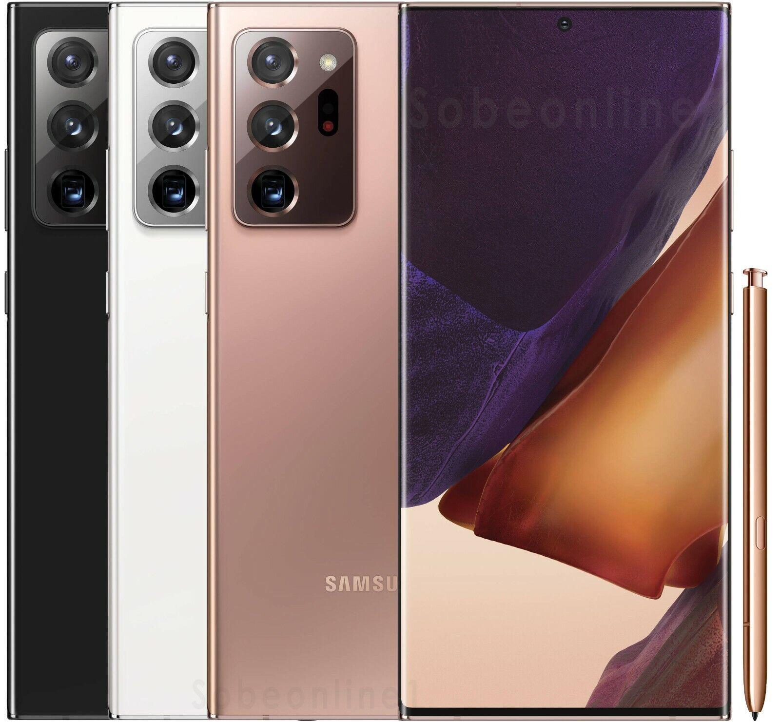 Samsung Galaxy Note 20 Ultra 256GB 8GB SM-N985F/DS  108MP