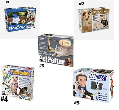 Authentic Gag Box for Any Occasion by Prank Pack ~7 Themes 2 Sizes~ Joke Parody ()