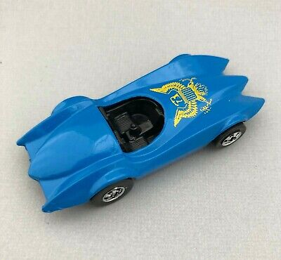 1991 India Hot Wheels Second Wind Sports Car Blue MIB