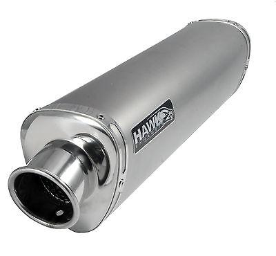 KTM Duke 200 2011 2012+ Titanium Tri Oval,Road Legal Exhaust Can, Silencer