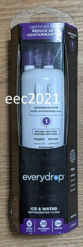 EveryDrop by Whirlpool 1 EDR1RXD1 Refrigerator Water Filter 1 (Brand New/Sealed)