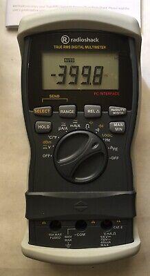 Radio Shack Digital Multimeter 2200087