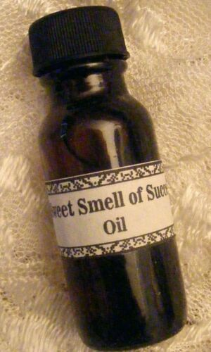 SWEET SMELL OF SUCCESS OIL ~ Prosperity, Good Luck, Wealth