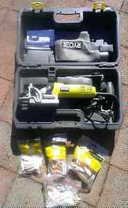 Ryobi 600W Corded Biscuit Joiner Hallett Cove Marion Area Preview
