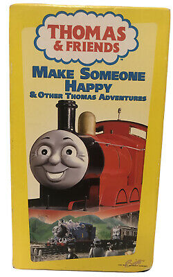 Thomas the Tank Engine & Friends - Make Someone Happy & Steamies vs Diesels[VHS]